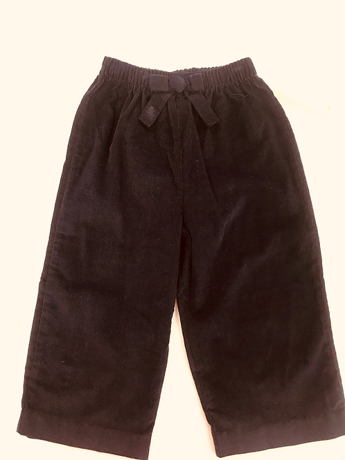 Little english Cord bow shorts