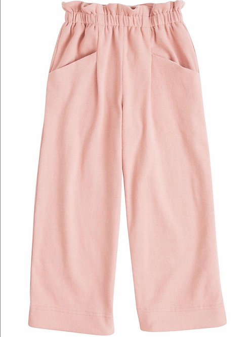 Bisby Dusty Pink Palazzo Pants