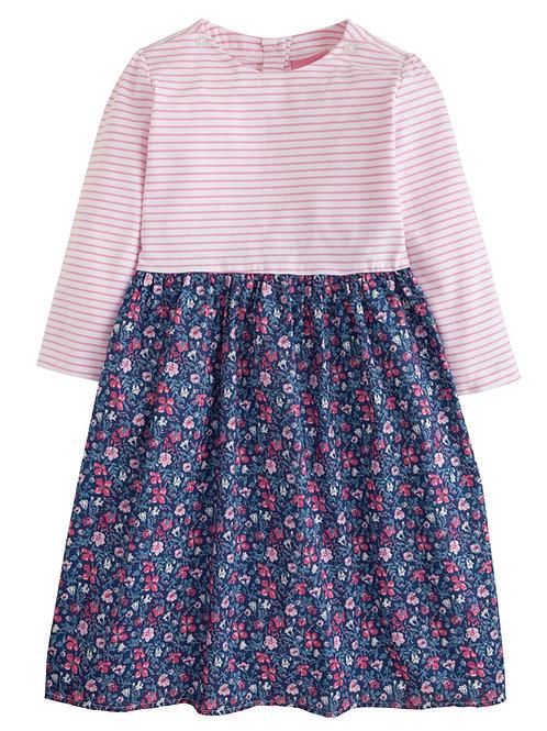 Bisby Navy Highgrove Garden Rosie Dress