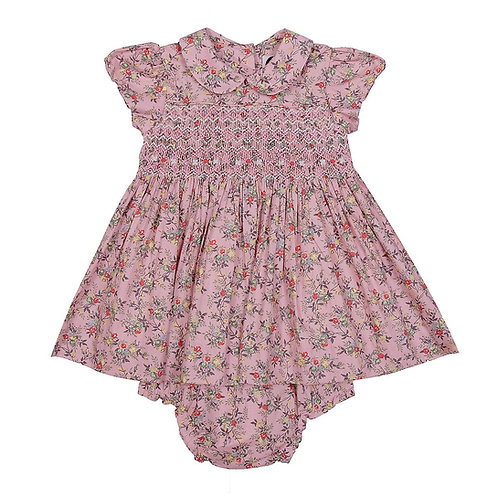 QE Floral Mackenzie Dress