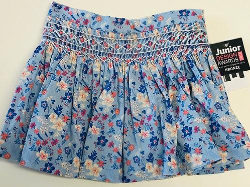 QE Remus Floral Skirt