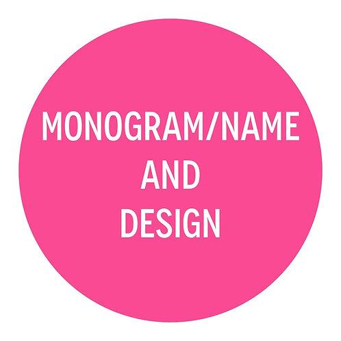 Monogram/Name and Design