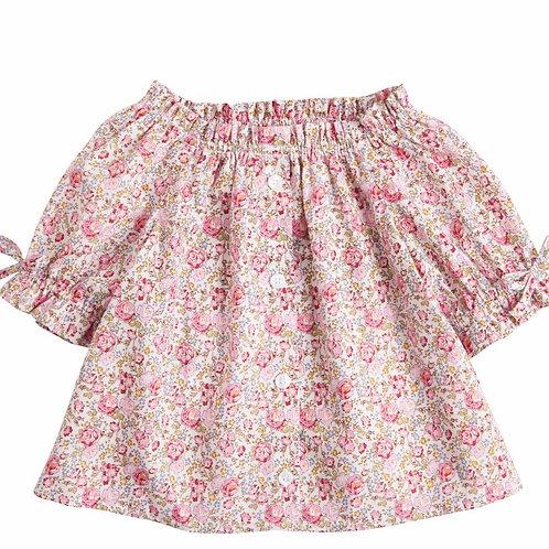 Bisby Millie Top-Pink Cottage Garden size 7, 12