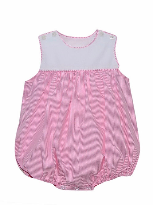 Lullaby Set Pink Stripe Taylor Bubble