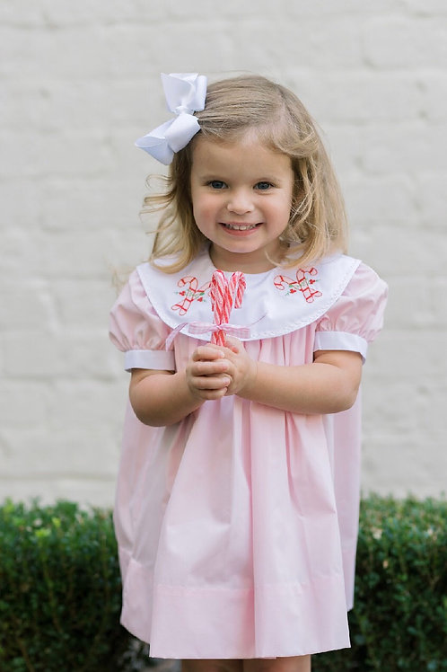 Lullaby Set Candy Cane Rosie Dress