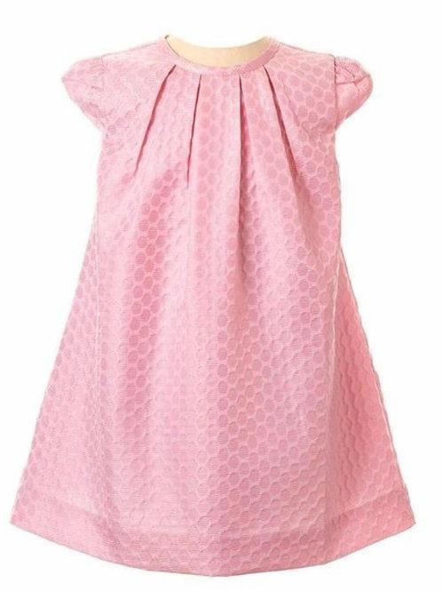 Rachel Riley Shimmer Damask Dress