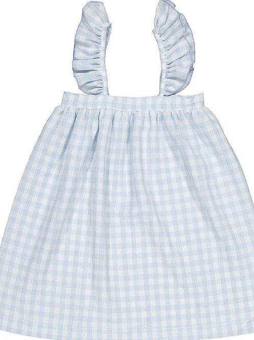 Sal & Pimenta Iris Frilled Dress