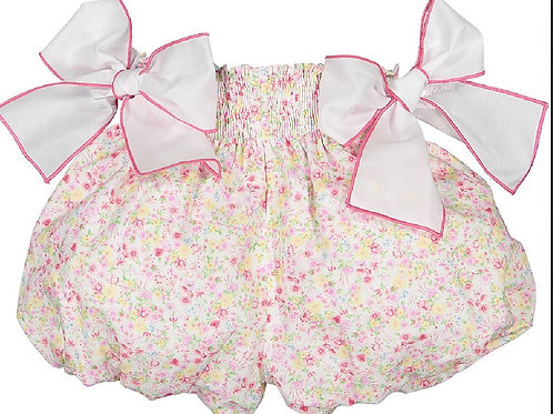 Sal & Pimenta Edelweiss Bubbly Shorts 12, 18, 2t, 4t