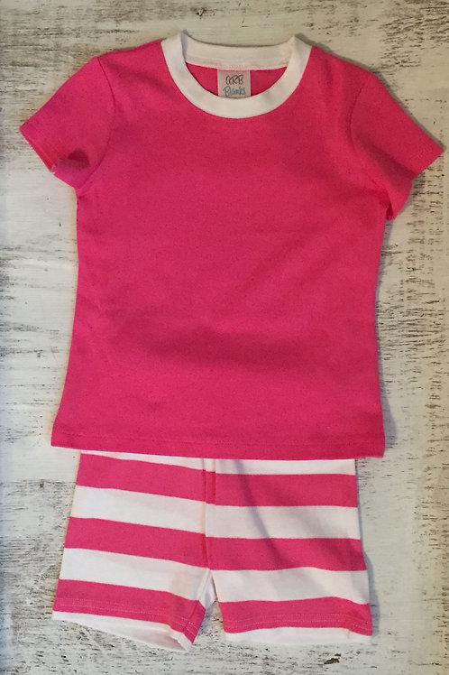 ARB Hot Pink Knit Pajamas