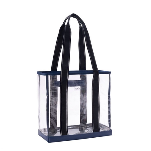 Scout clear winner tote in navy
