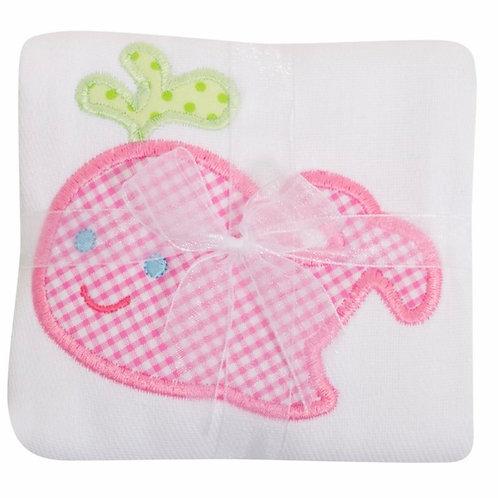 3 Marthas Pink Whale Burp