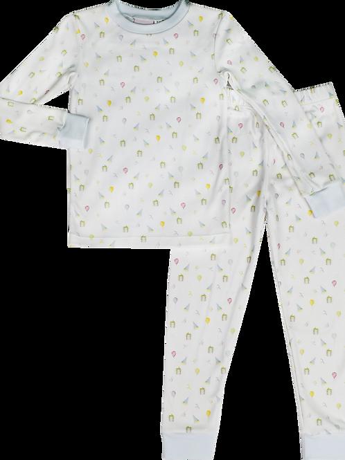 Lullaby Set Boy Party Pajamas