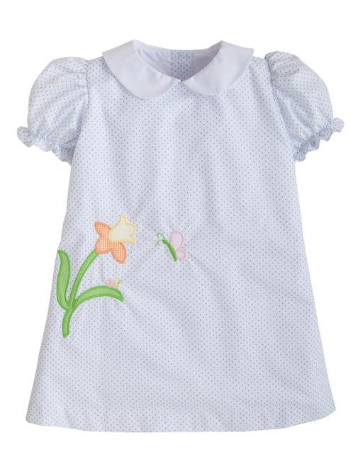 Little English Daffodil Dress 4t