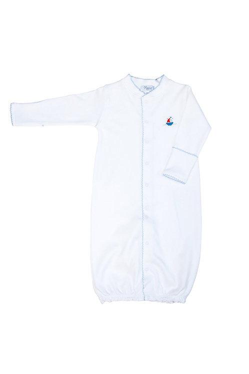 Nella Sailboat Pima Converter Gown