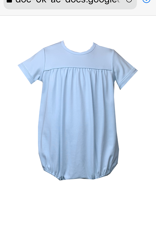 Lullaby Set Blue Pima Mother May Bubble