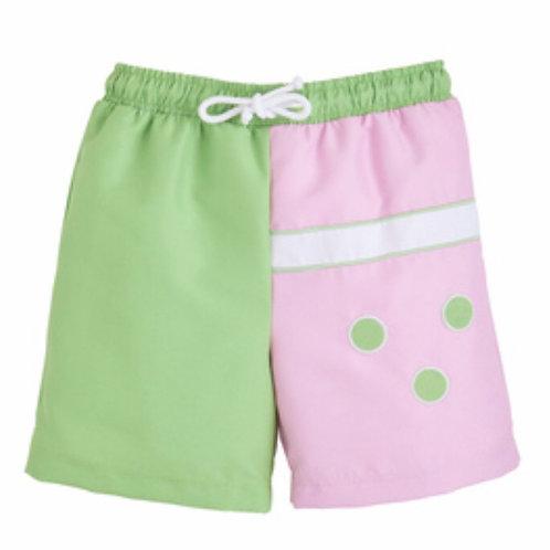 Little English Boca Board Shorts