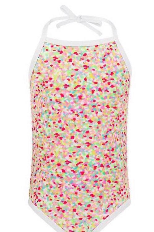 Snapper rock one piece confetti swimsuit
