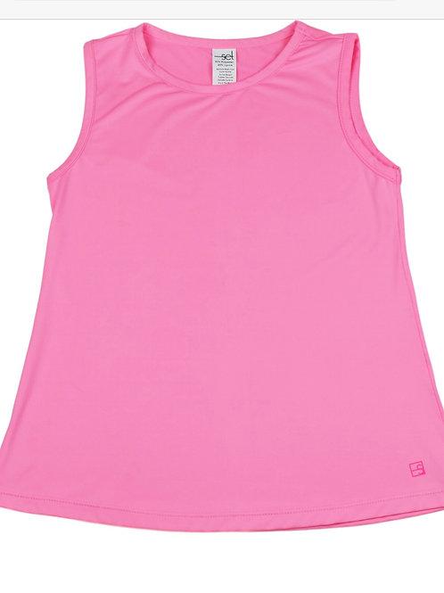 Set Athleisure Hot Pink Tori Tank