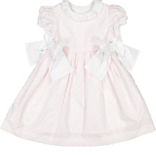 Sal & Pimenta Pink Dot Nenuphar Dress