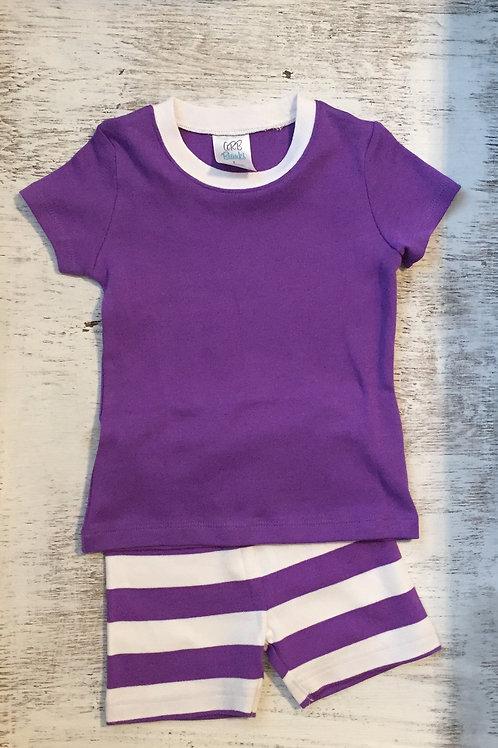 ARB Purple Knit Pajamas