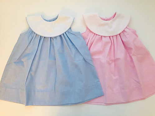 Remember Nguyen Yoke Sleeveless Dress