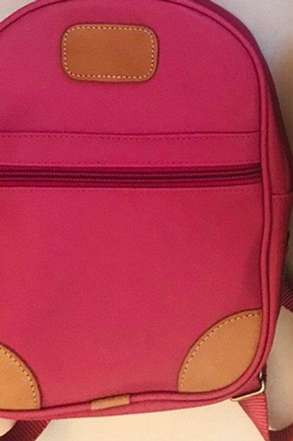 Jon Hart Mini Fuschia Backpack