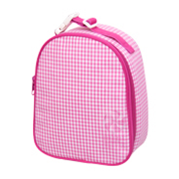 Hot Pink Gingham Gumdrop Lunchbox by Mint