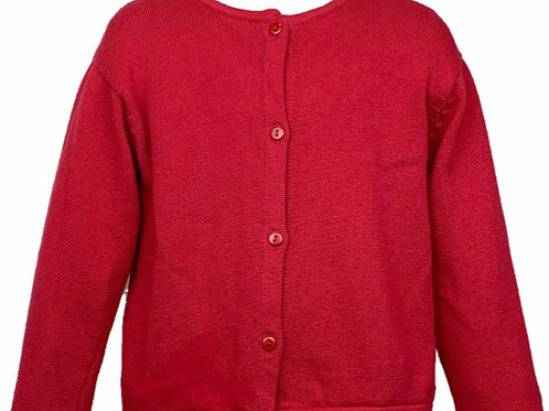 Lullaby Set Red Cardigan Sweater