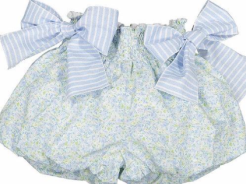 Sal & Pimenta Morning Glory Bubbly Shorts 12,18 mo