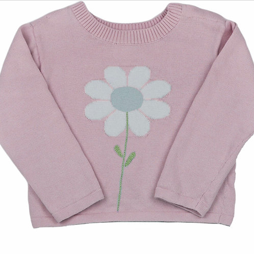 Lullaby Set Daisy Sweater