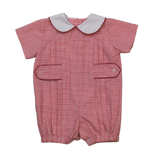 Lullaby Set Red Windowpane Andrew Bubble