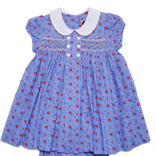 Jacqueline Floral Dress