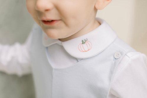 Lullaby Set Pumpkin Pima Boy Shirt 6mo, 4T