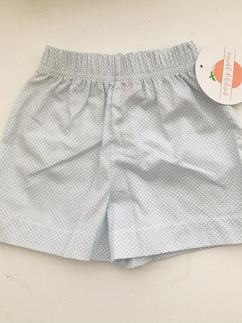 Peggy Green Lennox Dot Shorts