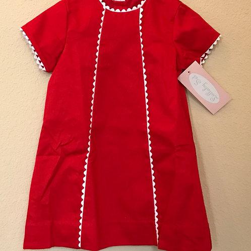 Lullaby Set Ric Rac Dress 3t
