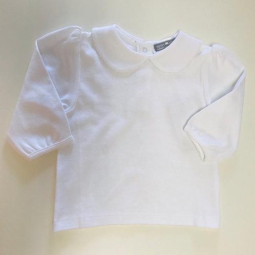 Petit Ami Long-Sleeve Girls Shirt