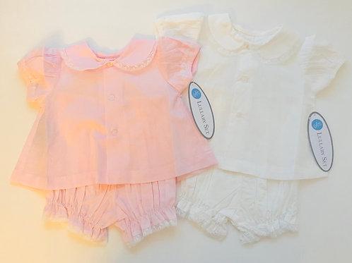 Lullaby Set Girl Diaper Set