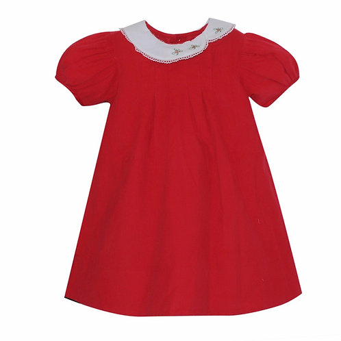 Lullaby Set Eloise Red Holly Dress