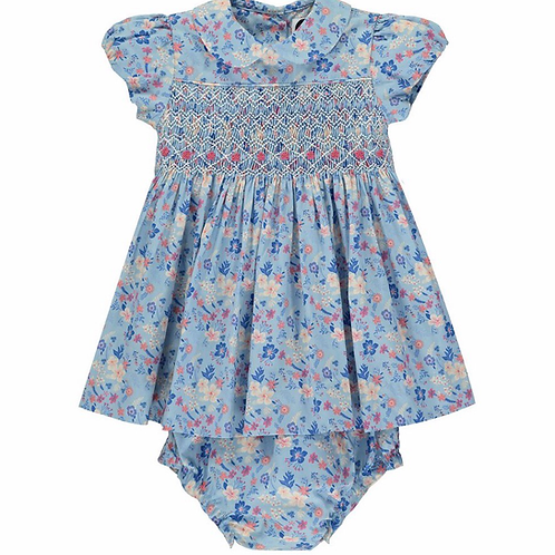 QE Alexia Dress wirh Bloomer