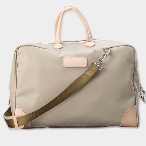 Jon Hart Coachman Bag with Monogram