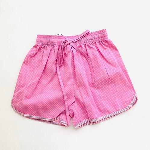 Lullaby Set Dot Girls Shorts