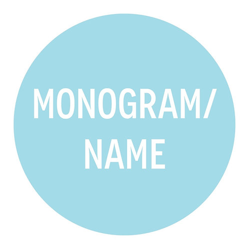 Monogram/Name