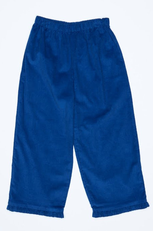 Little English Royal Ruffle Cord Pants 3t, 4t