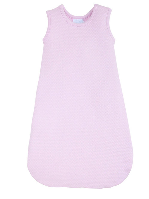 Little English Pink Quilted Sleepsack