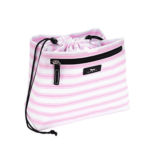 Scout Glam Squad Cosmetic-Pink Stripe