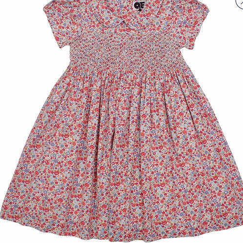 QE Savannah Floral Dress