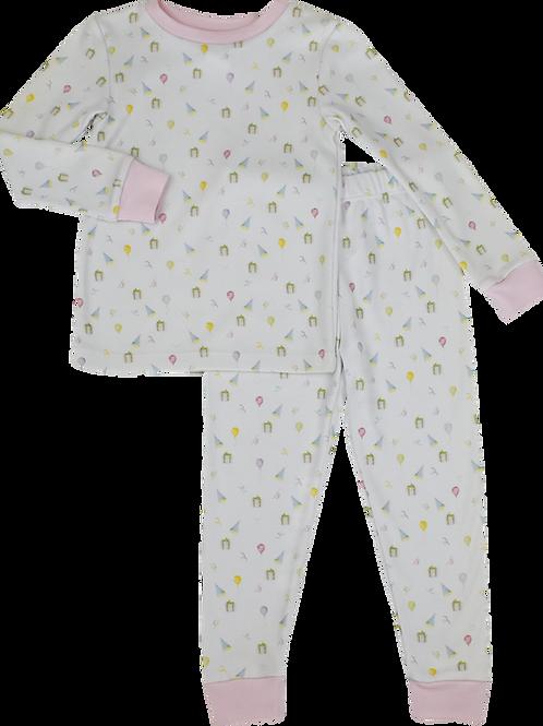 Lullaby Set Girl Party Pajamas