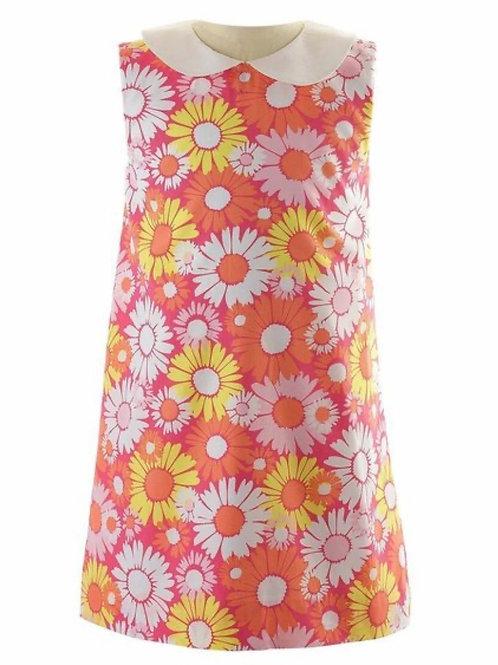 Rachel Riley Flowers Shift Dress