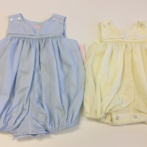Lullaby Set Smocked Bubbles