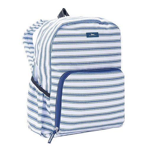 Scout Backpack (folds in pocket)-Blue Book